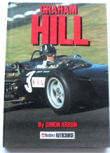 GRAHAM HILL - Autocourse Driver Profile :10 (Signed)